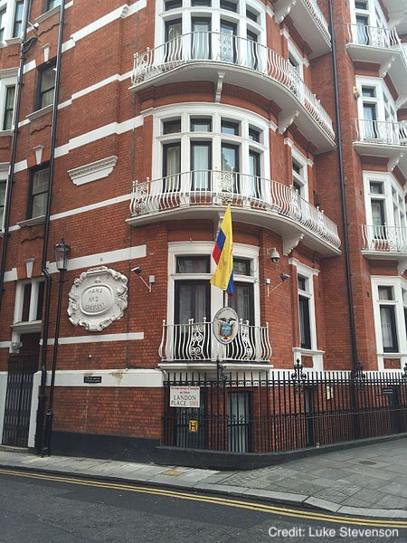 Embassy Ecuador